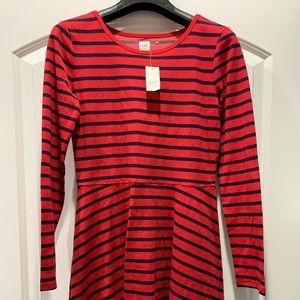 Girls Long Sleeve Knit dress from Gap
